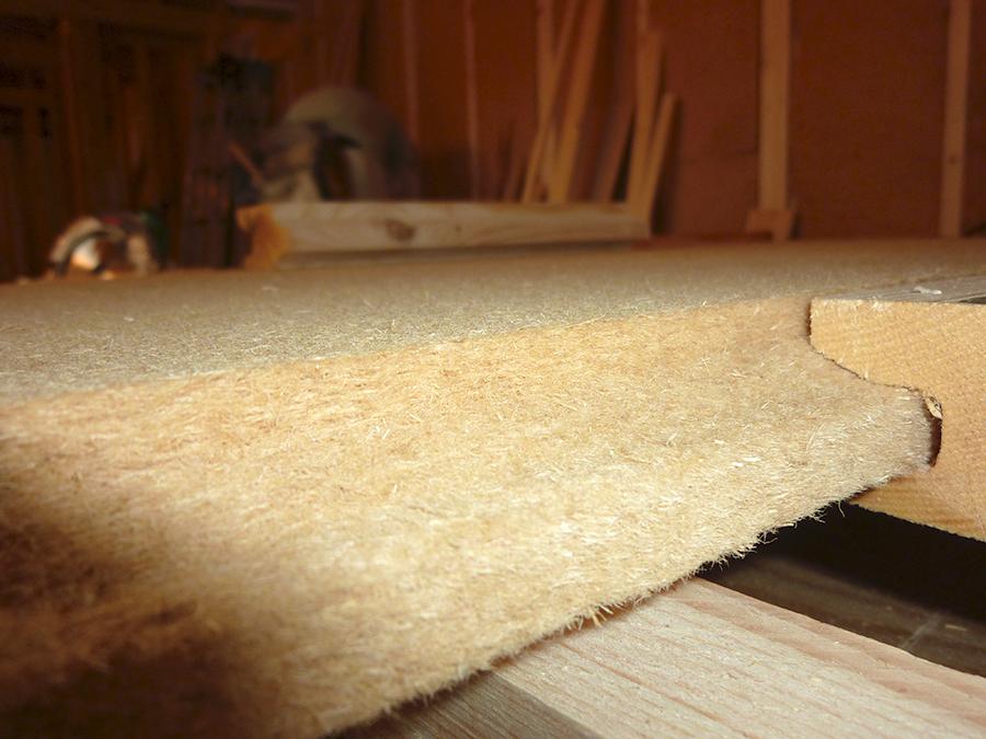 木製断熱材1